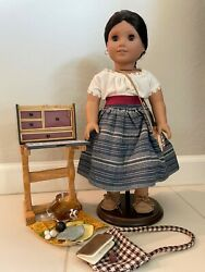 American Girl Doll Josephina Vintage Retired School Desk Accessories Never Used