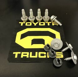 Toyota Tundra Factory Metal Skid Plate Bolts 2007-2020