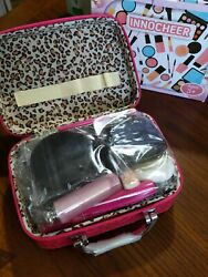 INNOCHEER Kids Pretend Makeup Kit with Cosmetic Bag for Girls 3 Year Old $15.00