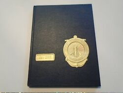 The Keel Recruit Training Command Yearbook Year Book Great Lakes Illinois