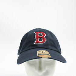 Boston Red Sox 47 Brand Adjustable Hat Unisex Navy New With Tags