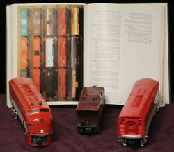 Lionel Set 2245 The Texas Special + Pennsylvania 536417 +greenberg's Guide Book