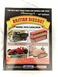 Ramsays British Diecast Model Toys Catalogue 15th Edition-diecast Cars-book