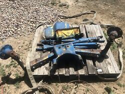 Ford 4000su Tractor Used Front End Assembly