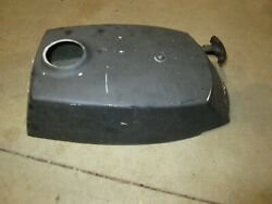 Omc Brp Johnson Evinrude Oem 1979-1980 4 Hp Recoil Starter And Top Cover