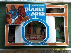 Multiple Toymakers Planet Of The Apes Playset