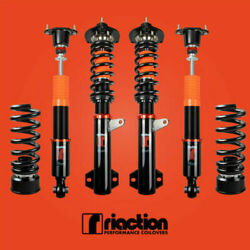 For 08-14 Mercedes C63 Amg Sendan W204 Riaction Coilovers 32 Way Adjustable