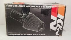 Kn 63-3096 Cotton Gauze 63 Series Air Intake System For Cadillac Cts-v 6.2l Gas