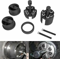 Front And Rear Crankshaft Seal Remover And Installer Set J-41221-a For Chevrolet