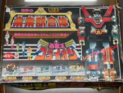Popy Gb-36 Beast King Golion Action Figure With Box Vintage Toy Japan Rare 1980s