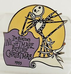 Nightmare Before Christmas Ds Countdown To The Millennium Series Retired 72 Pin