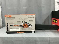 Remington Outlaw Rm4618   18 Gas Chainsaw   New   Free Shipping