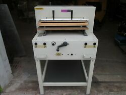 Ideal Triumph Electric Fully Auto 4850 18.5 3 Extra Knife Clean Machine