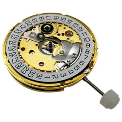 Seagull St2130 Automatic Movement Golden Plate Clone Replacement For Eta 2824-2