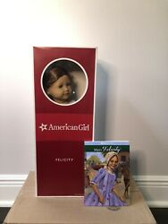 American Girl Felicity Merriman 18 Doll And Book Brand New In Ag Boxretired