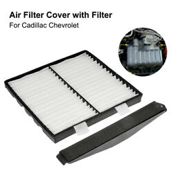 Cabin Air Filter Retrofit Kit - Compatible With Chevy Cadillac And Gmc Vehicl