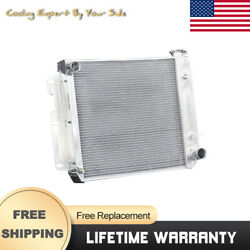 Car Accessories For Jeep Wrangler Yj Tj Chevy V8 Ls Conversion Radiator 3row
