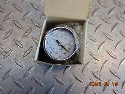 New Hydrovane 50002 Pressure Gauge Free Shipping