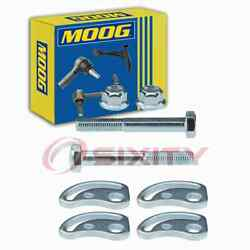 Moog Front Alignment Caster Camber Kit For 2001-2010 Chevrolet Silverado Wc