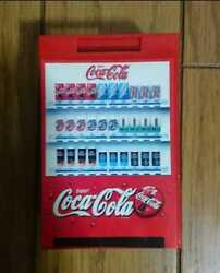Novelty Things At The Time Retro Coca Cola Accessory Case Bank Showa Collection