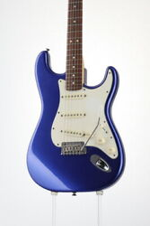 Fender American Standard Stratocaster Upgrade Mystic Blue Made In United States