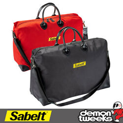 Sabelt Weekend Travel Bag - Overnight / Weekend Stay, Luggage - Canvas And Leather
