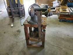 Antique The Porter Carver / Shaper With Tooling Wood Carver / Shaping