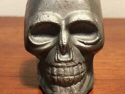 Rare 60s Scull Shift Knob Vintage Things At The Time Harley Indian