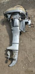 Parting Out Lauson 4cycle Sportking Boat Motor Outboard Parts