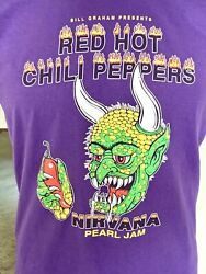 Vintage Rock And Roll T Shirts 90s Band Tee Birthday Purple Funny Gift Men Women
