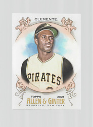 2021 Allen And Ginter Singles/rc/short-print/insertsyou Pick