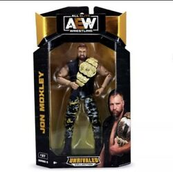 Jon Moxley AEW Unrivaled Collection Wrestling Action Figure Series 5 Ships Free