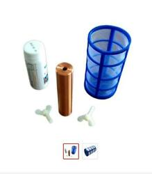 Solar Pool Ionizer Replacement Copper Anode Copper Test Kits Basket Brush Screws