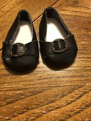 American Girl Pleasant Company Felicity Colonial Buckle Meet Shoes Only No Doll
