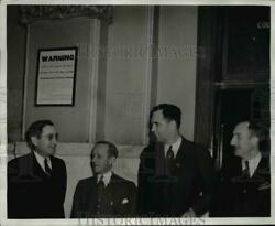 1941 Press Photo Kentucky Attorneys Will Press The Stateand039s Case In Miley Case
