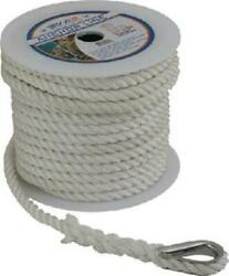 Sea Dog Line Anchor Line Wh 1/2 X200and039 1/pk 301116200wh-1