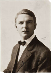 W. C. Fields - Photograph Signed