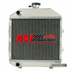 Sba310100211 Aluminum Radiator Fit Ford Compact Tractor 1300 Engine Us Shipment