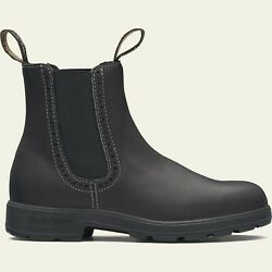 Blundstone Chelsea 1448 Womenand039s Serie High Top Black Leather Boots For Women
