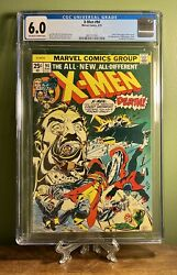 X-men 94 Cgc 6.0 Ow-w Pages 2nd App New Team Since Giant Size X-men 1