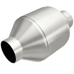 For Audi A6 Quattro And Jeep Wrangler Magnaflow Weld-in Catalytic Converter Tcp