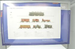 Roco Ho Gauge - 61492 Drg E52 22 Electric Freight Train Pack Ii Dcc-sound