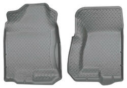 Husky Classic 1st/2nd/cargo Behind 2nd Liner Grey For 2000-06 Suburban/yukon Xl