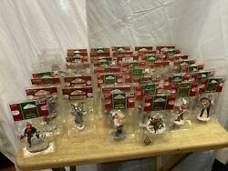 Lemax village collection Coventry Cove. Individual Figures L1 $5.99