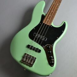 Fender Deluxe Active Jazz Bass Surf Pearl Electric Base Shinjuku Pepe Store