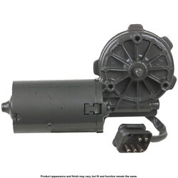 For Mercedes 190d And 190e 1984-1989 Cardone Windshield Wiper Motor