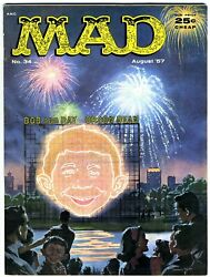 Mad Magazine 34 Fn 1957 Strict Grading /1 Day Shipping