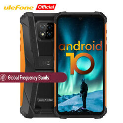 Rugged Smartphone Unlocked Android 10 Octacore Dual Sim 4g Waterproof Cell Phone
