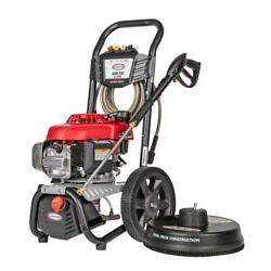Cold Water Pressure Washer Surface Scrubber Gas 3000 Psi 2.4 Gpm Honda Gcv160