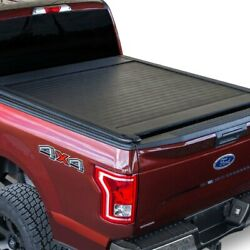 For Gmc K1500 88 Pace Edwards Ultragroove Hard Manual Retractable Tonneau Cover